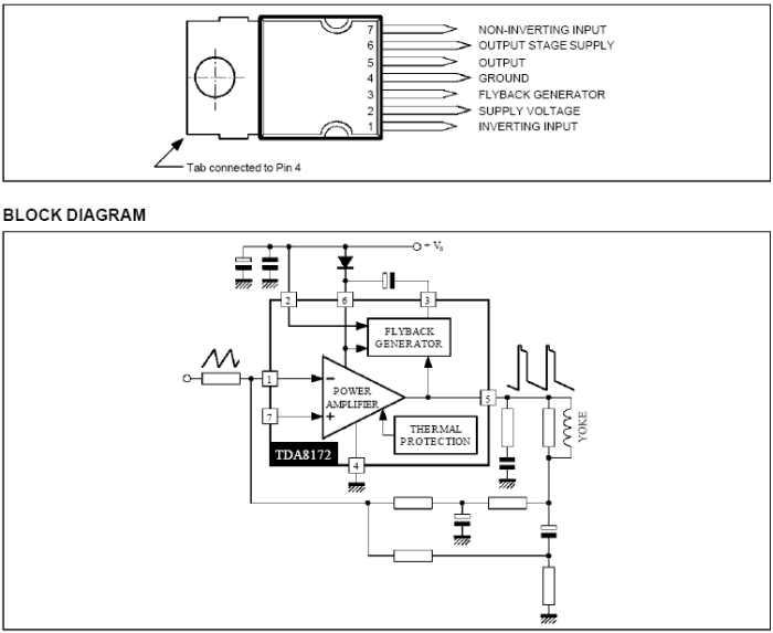 Tda9302h схема включения сокол 54тц7262